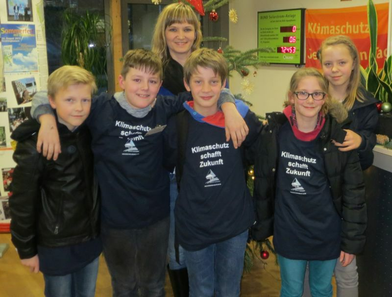 Gesamtschule Wulfen Klimaschutz