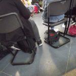 Offene Fragerunde im Stuhlkreis